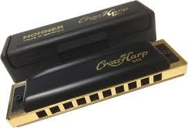 HOHNER CROSS HARP IN MI