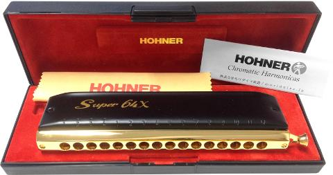 HOHNER SUPER 64X 7584/64 IN DO