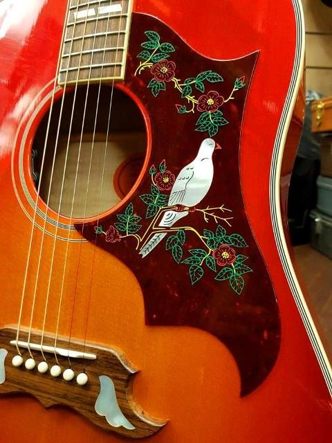 GIBSON 1960s DOVE REISSUE CUSTOM SHOP
