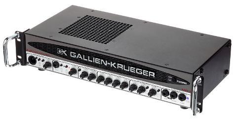 GALLIEN KRUEGER 700RB II BI-AMP