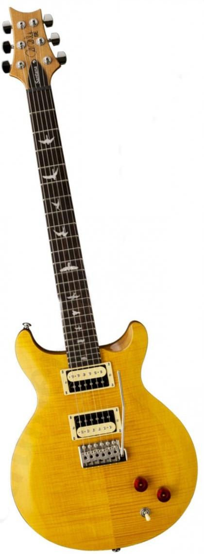 PRS PAUL REED SMITH SE SANTANA YELLOW