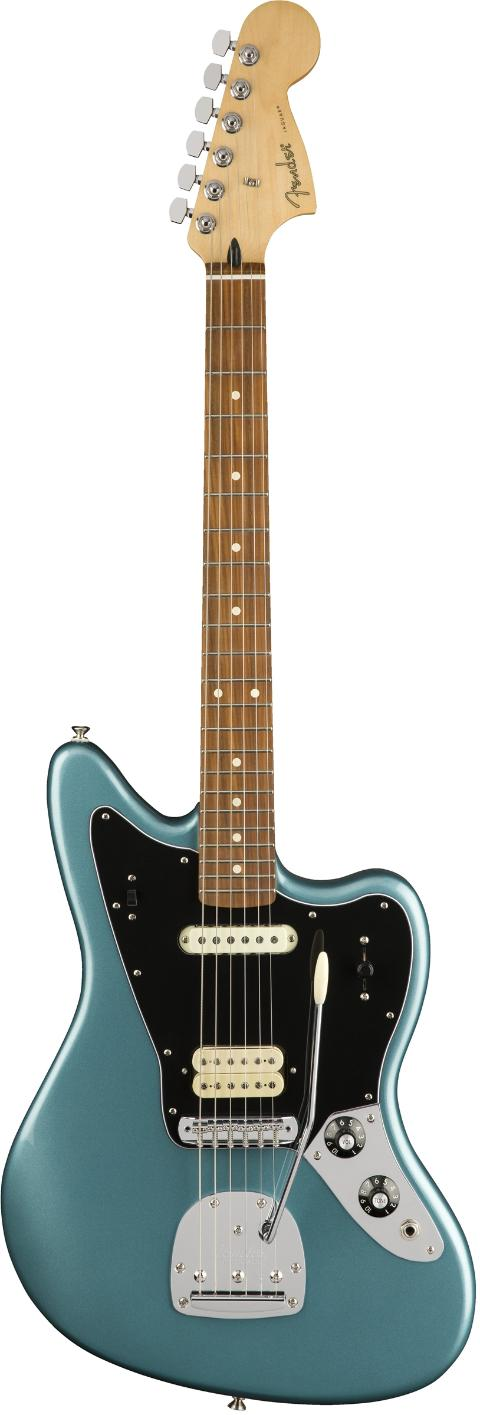 FENDER PLAYER JAGUAR PF TIDEPOOL BLUE