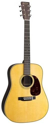 MARTIN HD28 REIMAGINED AMPLIFICATA