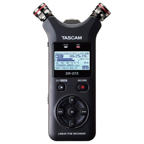 TASCAM DR07X