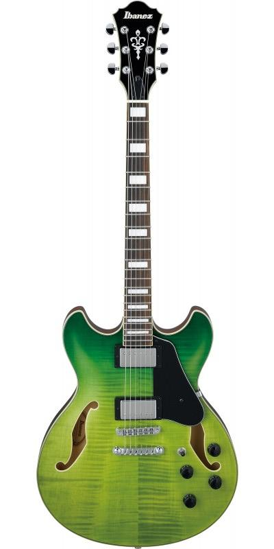 IBANEZ AS73FM GVG GREEN VALLEY GRADATION