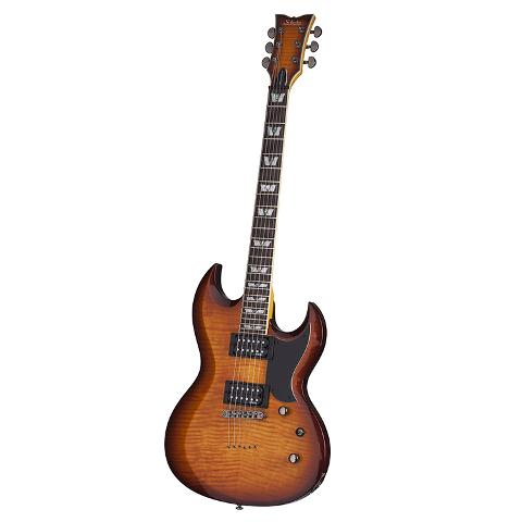 SCHECTER OMEN EXTREME S II R VSB