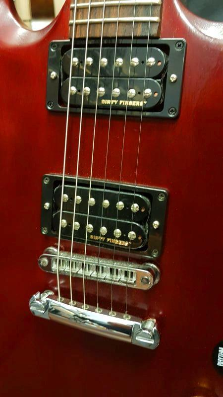 GIBSON SG 70S TRIBUTE CHERRY SUNBURST LIMITED EDITION