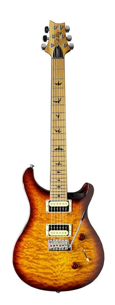 PRS PAUL REED SMITH SE CUSTOM 24 ROASTED TOBACCO SUNBURST 2019