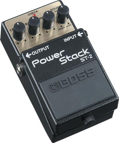 BOSS ST2 POWER STACK PROMOZIONE