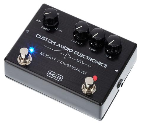 DUNLOP MXR MC402 BOOST/OVERDRIVE