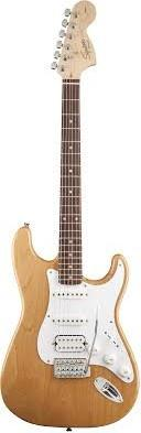 SQUIER AFFINITY STRATOCASTER HSS LRL NATURAL