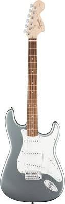 SQUIER AFFINITY STRATOCASTER LRL SLICK SILVER