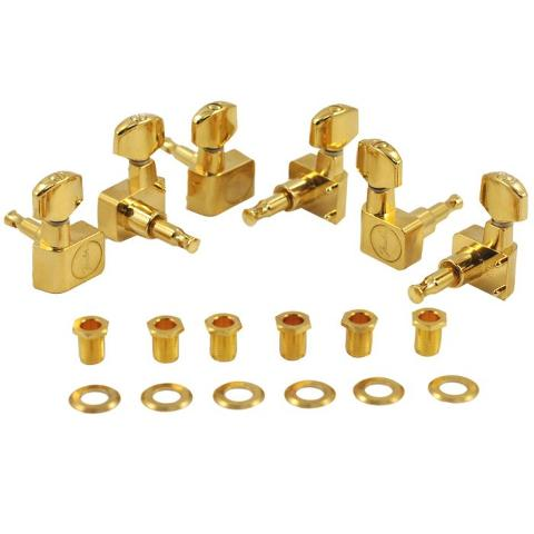 FENDER AMERICAN SERIES TUNERS GOLD