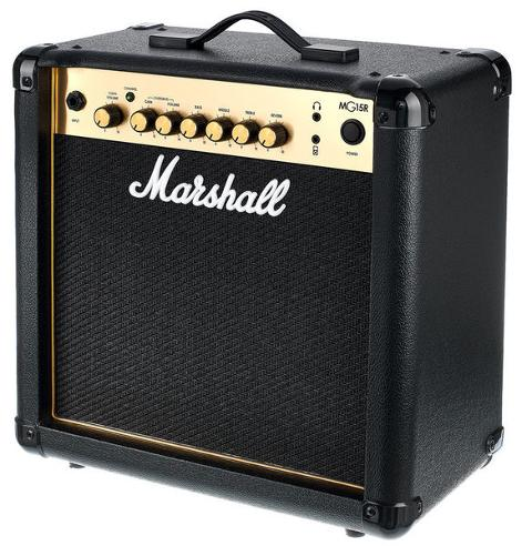 MARSHALL MG15R GOLD