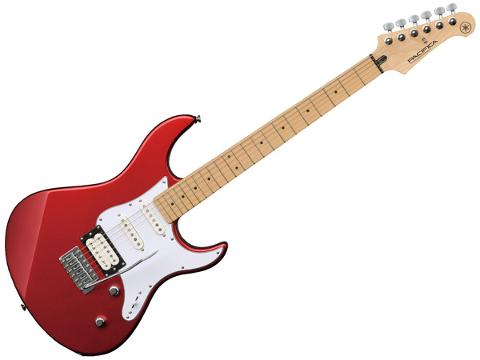 YAMAHA PACIFICA 112VM RED METALLIC