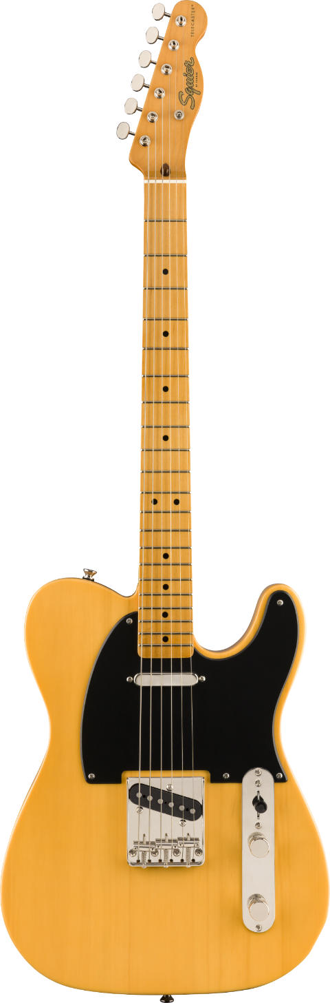 SQUIER CLASSIC VIBE TELECASTER 50s MN BUTTERSCOTCH BLONDE