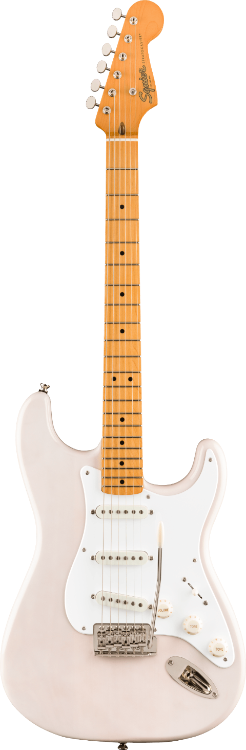 SQUIER CLASSIC VIBE 50S STRATOCASTER MN WHITE BLONDE