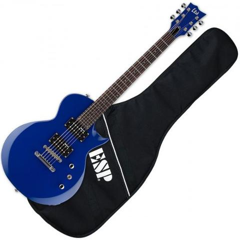 ESP LTD EC10 BLUE CON BORSA