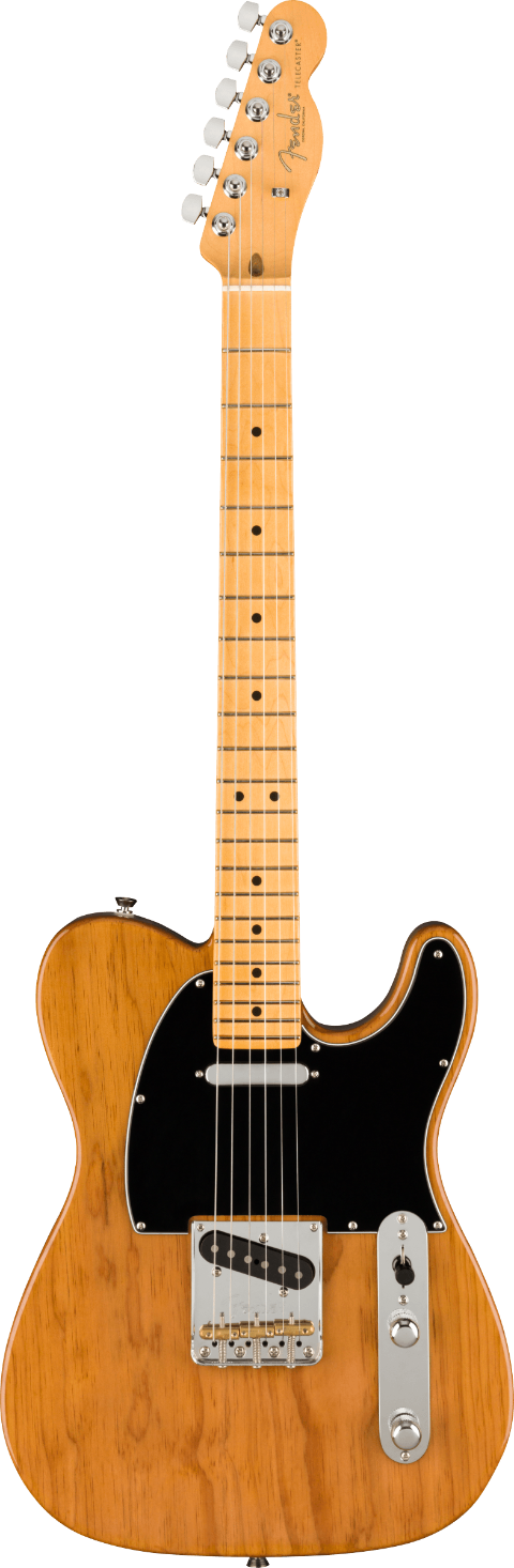 FENDER AMERICAN PROFESSIONAL II TELECASTER MN ROASTED PINE