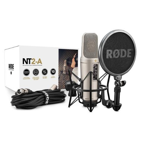 RODE NT2A STUDIO SOLUTION SET