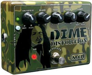 DUNLOP MXR DD11 DIME DISTORTION (alimentatore incluso)