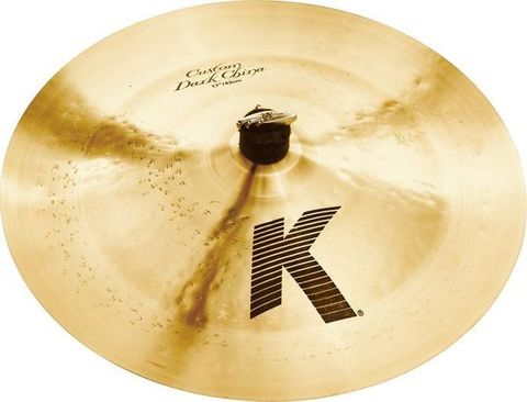 ZILDJIAN K CUSTOM DARK CHINA BOY 17""