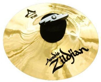 "ZILDJIAN A CUSTOM 6"" SPLASH BRILLANT   - Caltagirone (Catania)"