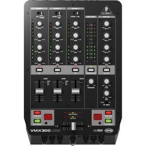 BEHRINGER VMX300USB PRO MIXER PER DJ Berhinger BEHRINGER VMX300USB PRO MIXER PER DJ