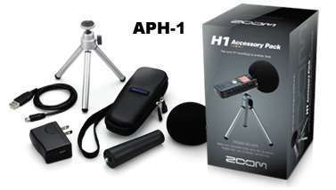 ZOOM APH1 KIT ACCESSORI PER ZOOM H1 zoom APH1 KIT ACCESSORI PER ZOOM H1