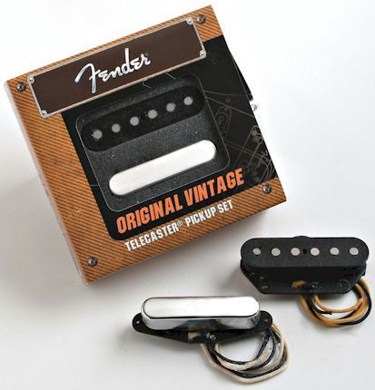 FENDER '52 VINTAGE TELE SET PICKUPS   - Caltagirone (Catania)