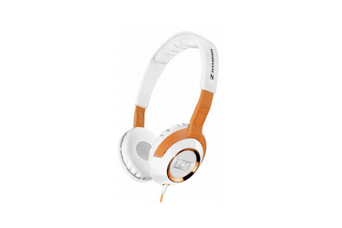 SENNHEISER HD229W WHITE ORANGE