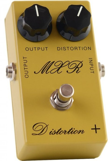 DUNLOP MXR CSP104 MXR 73 VINTAGE DISTORTION