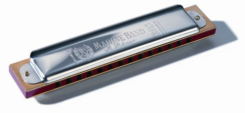 HOHNER MARINE BAND SBS STEVE BAKER SPECIAL IN DO HOHNER MARINE BAND SBS STEVE BAKER SPECIAL IN DO