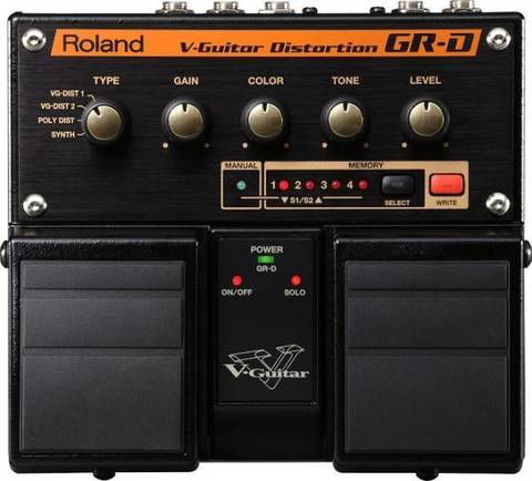 ROLAND GR-D GUITAR DISTORTION  ROLAND GR-D GUITAR