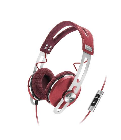 SENNHEISER MOMENTUM ON EAR RED SENNHEISER  MOMENTUM ON EAR RED