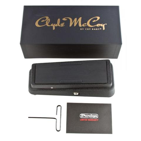 DUNLOP CM95 CLYDE MCCOY CRYBABY WAH WAH