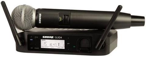 SHURE GLXD24E SM58 SPEDIZIONE INCLUSA