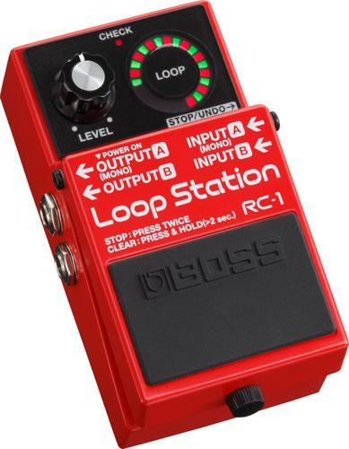 BOSS RC1 LOOP STATION PROMOZIONE