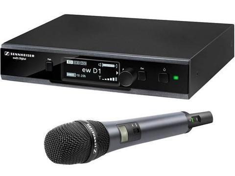 SENNHEISER EW D1 835S VOCAL SET SPEDIZIONE INCLUSA