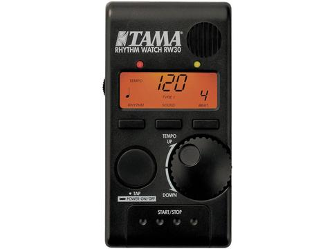 TAMA RW30 RHYTHM WATCH METRONOMO PER BATTERIA