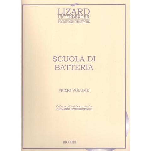 LIZARD SCUOLA DI BATTERIA VOL I + CD Lizard SCUOLA DI BATTERIA VOL I + CD