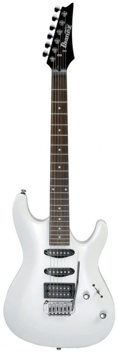 IBANEZ GSA60 WH WHITE