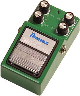 IBANEZ TS9DX TURBO TUBE SCREAMER Ibanez TS9DX Turbo Tube Screamer