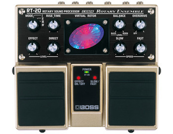 BOSS RT20 ROTARY ENSEMBLE Boss RT20 ROTARY ENSEMBLE