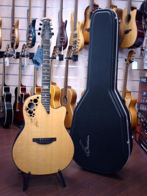 OVATION COLLECTORS 2007 LIMITED EDITION