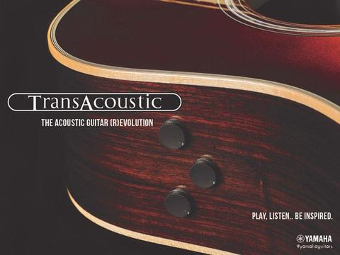 YAMAHA TRANSACOUSTIC LL-TA VINTAGE TINT SPEDIZIONE INCLUSA
