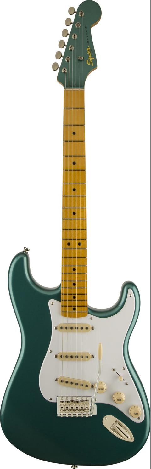 SQUIER CLASSIC VIBE STRATOCASTER '50 MN SHERWOOD GREEN METALLIC