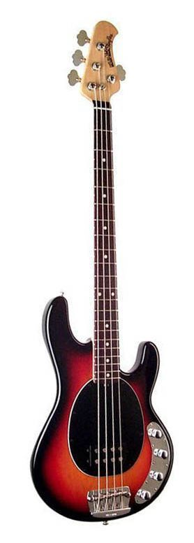MUSIC MAN STINGRAY 4 VINTAGE SUNBURST (GARANZIA 36 MESI)