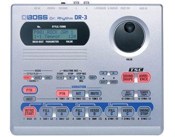 BOSS DR3 SPEDIZIONE INCLUSA Roland BOSS DR3