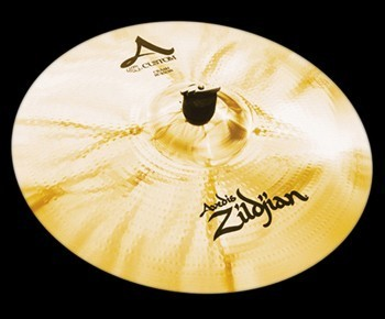 "ZILDJIAN A CUSTOM 18"" CRASH BRILLIANT"